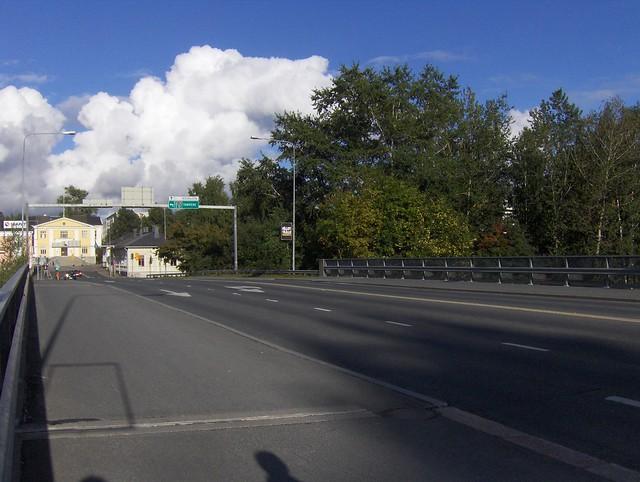 Hämeenlinnan moottoritiekate ja Goodman-kauppakeskus: Työmaan lähtötilanne 3.9.2011 - kuva 12