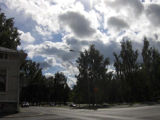 Hämeenlinnan moottoritiekate ja Goodman-kauppakeskus: Työmaan lähtötilanne 4.9.2011 - kuva 2
