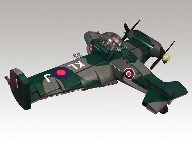 He-98 Halberd