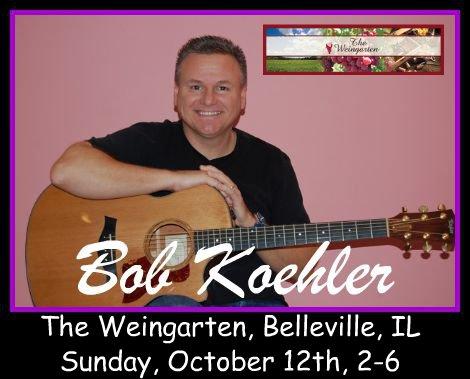 Bob Koehler 10-12-14