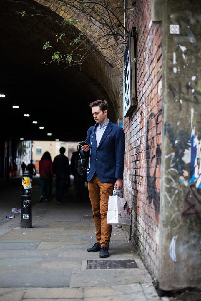 Street Style - Conor Gorman, Braithwaite Street