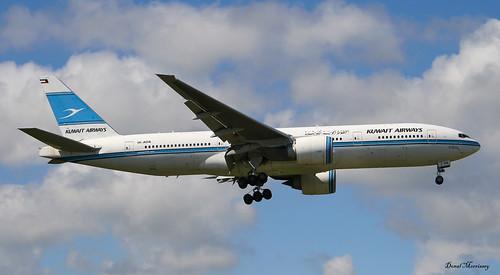 B772 - Boeing 777-269(ER)