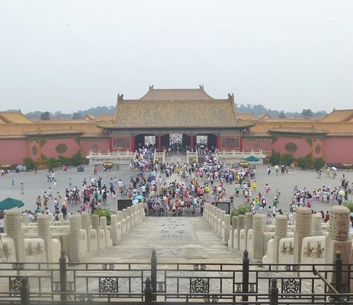 Beijing-Cité Interdite-Harmonie Préservée (14)