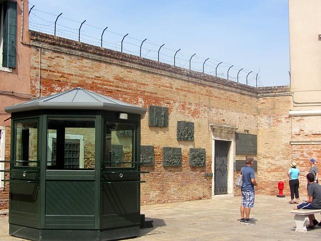 Venice Jewish Ghetto Memorial