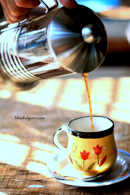 Dhulikhel Nepal Nawaranga Guesthouse Coffee