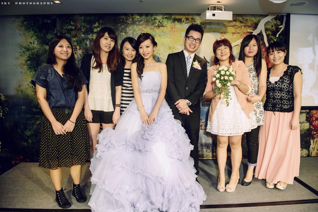天空婚禮攝影198