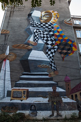 Graffiti (WWPW 2014) by Daniel Mihai