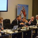 Visita de la IAAF per avaluar la candidatura de Barcelona 2019
