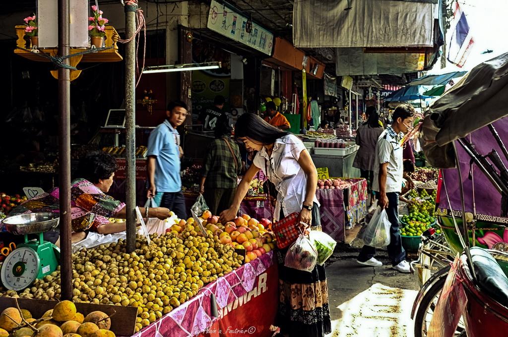 Market Chiangrai