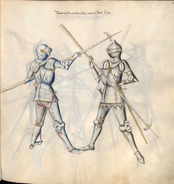 007-Kal Paulus Fechtbuch gewidmet dem Pfalzgrafen Ludwig- BSB Cgm 1507- Bayerische StaatsBibliotehek