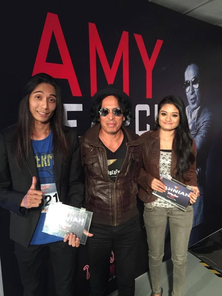 Amy dan Sarah