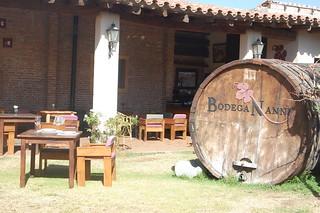 Bodega Nanni, Cafayate, Argentina