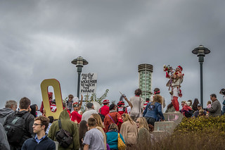 Follow me to Wickeden to watch the Parade, Pronk 2014