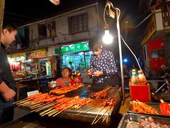 Shanghai Street Market
