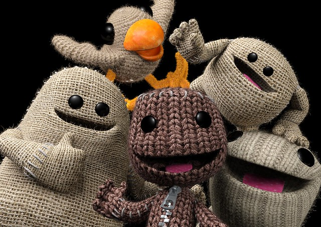 Littlebigplanet 3 The Littlebigjourney Part 1