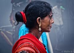 women - red