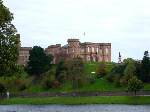 Ness Islands Walk in Inverness