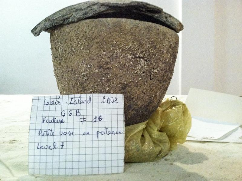 Gorée Island Archaeological Digital Repository 2014 12291632476