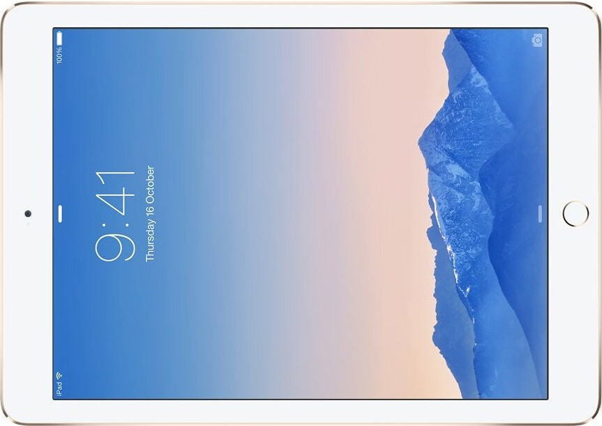 iPad Air 2 実物大の製品画像1