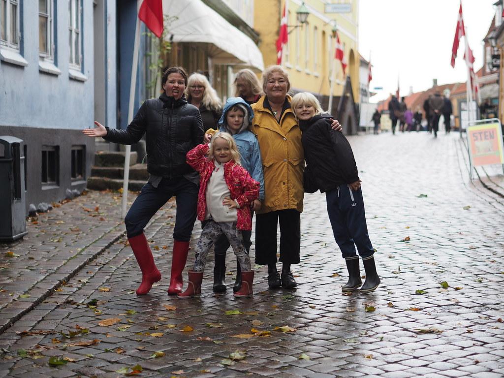Efterårsferie i Ebeltoft
