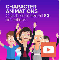 character animations-template-explainer