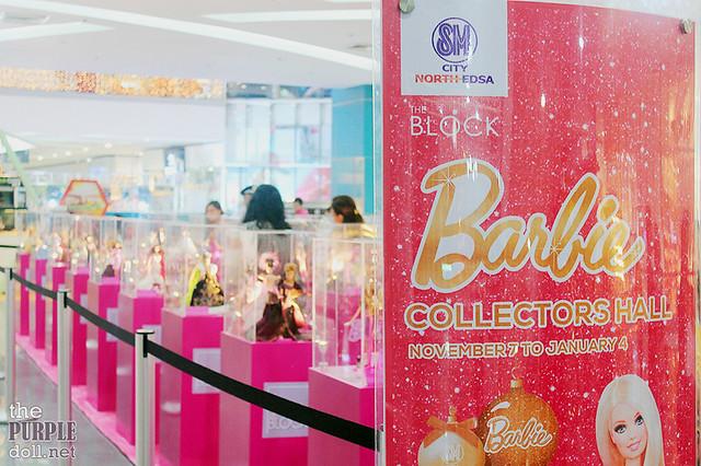 Barbie Collectors Hall