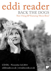 Eddi Reader - new EP 'Back The Dogs'