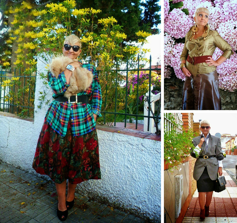 Over 40 Fashion Blogger: Mis Papelicos