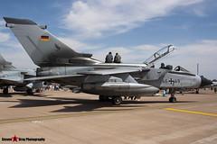 46+49 - 884 GS282 4349 - German Air Force Luftwaffe - Panavia Tornado ECR - Fairford RIAT 2006 - Steven Gray - CRW_1484