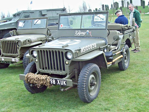 95 Willys MB Jeep (1944)