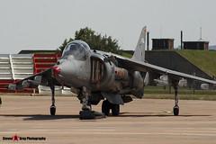 ZD431 - P43 - Royal Air Force - British Aerospace Harrier GR7A - Fairford RIAT 2006 - Steven Gray - CRW_1641