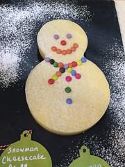 Snowman cheesecake IMG_1858 R