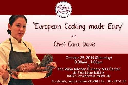 Chef Cara Davis