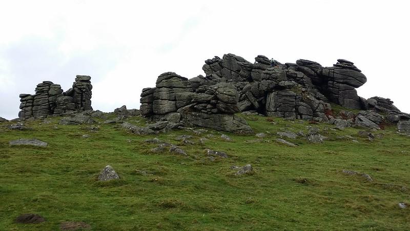 Hound Tor #dartmoor #sh