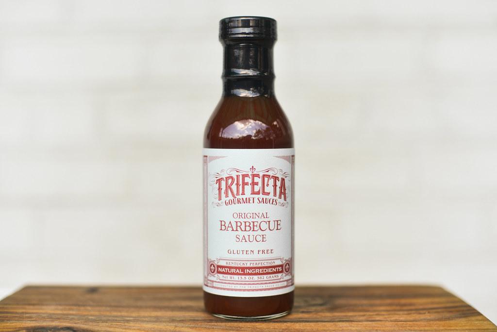 Trifecta Original Barbecue Sauce