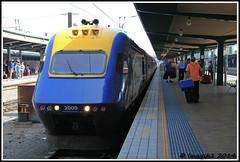My Great Australian Train Adventure