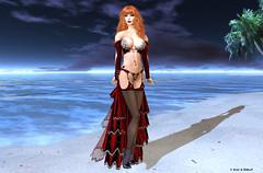 Moonlit Beach II