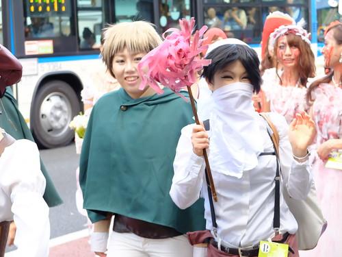 Kawasaki Halloween parade 2014 78