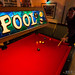 A game of pool