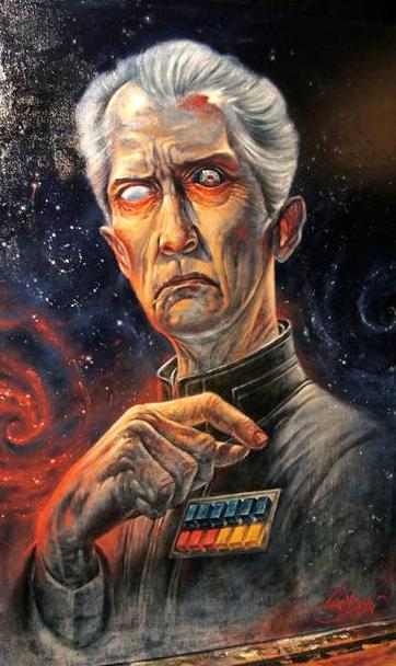 Tarkin by Tom Strom