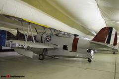 N3960C - 33559 - Grumman J2F-6 Duck - Tillamook Air Museum - Tillamook, Oregon - 131025 - Steven Gray - IMG_8043