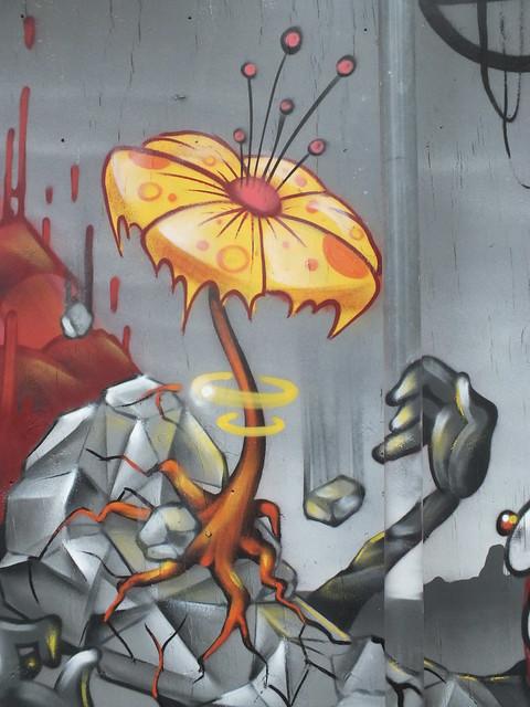Empty Walls Street Jam:3Dom