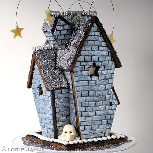 Haunted cookie house recipe