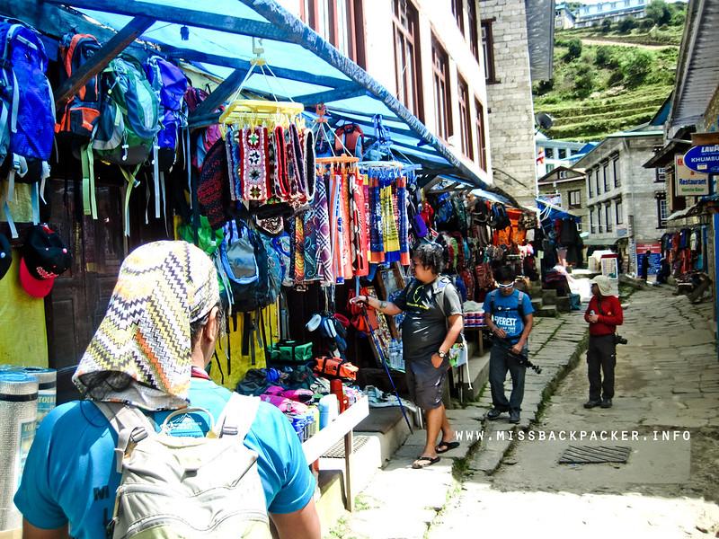 Namche Bazaar