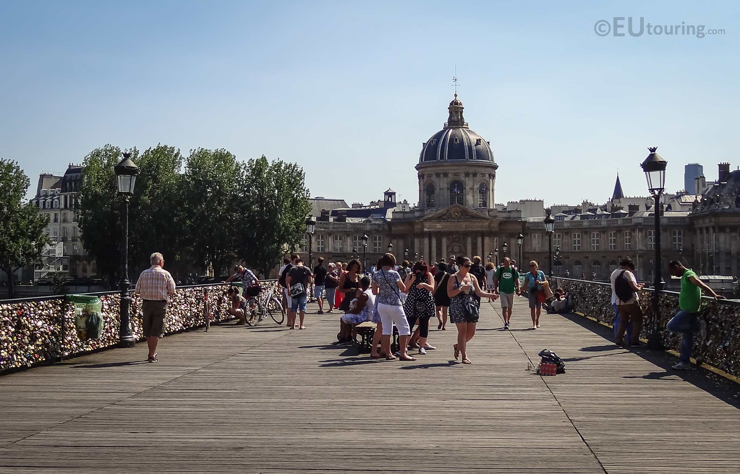 Institut de France from the bridge