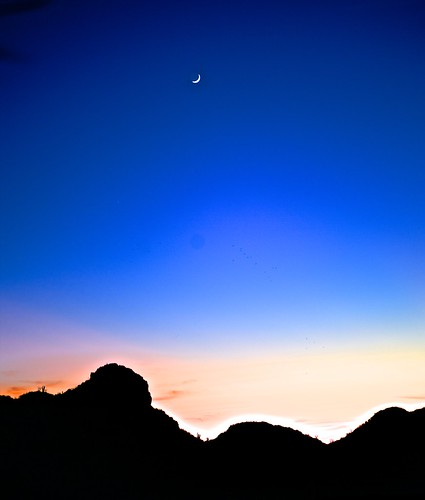 sunset sky mountains colors sonora sunrise mexico volcanic moonset sancarlos