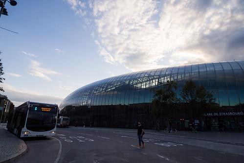 Gare de Strasbourg 3