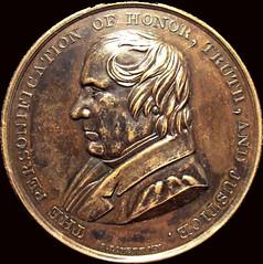 7 - Fenimore-Cooper-bronze-obv