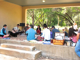 Sundaysong Singalong, Little Stacy Park, 11-2-14