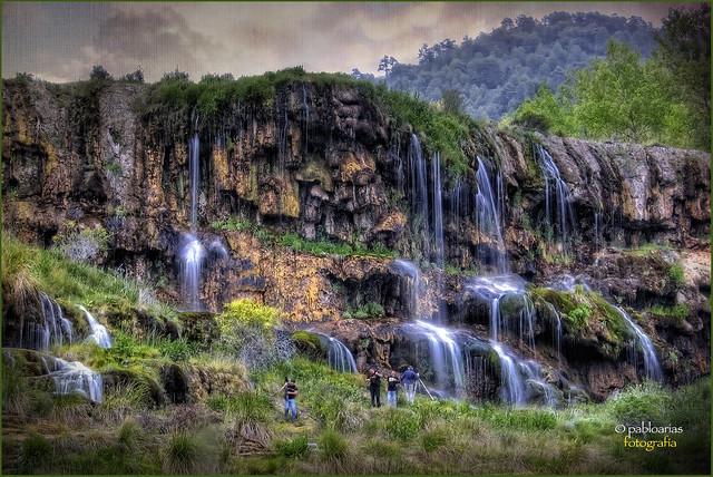 (0281/14) Cascadas de la Balsa (Cuenca)